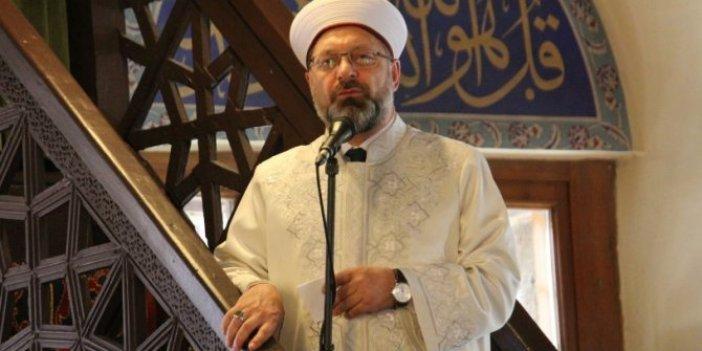 """Ali Erbaş: """"Büyük bir İslam düşmanlığı var"""""""