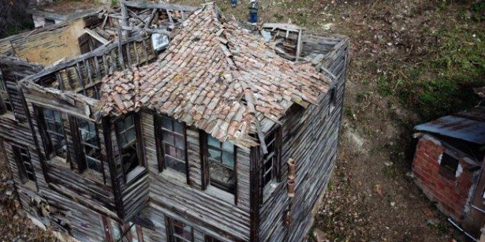 Hulusi Kentmen'in evi restore edilecek