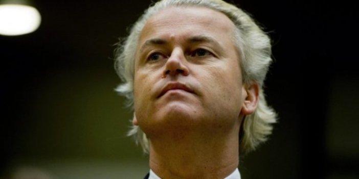 Geert Wilders iyice şaşırdı. Erdoğan'ı hedef aldı