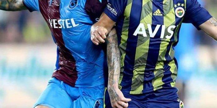 Fenerbahçe Trabzonspor rekabetinde 128. randevu. İşte iki takım arasında oynanan maçların istatistikleri