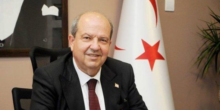 KKTC Cumhurbaşkanı Ersin Tatar yemin etmesinin ardından ilk kez konuştu, Gücümüzü Türkiye'den alıyoruz