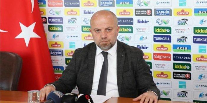 Çaykur Rizespor, Sivasspor maçına kilitlendi