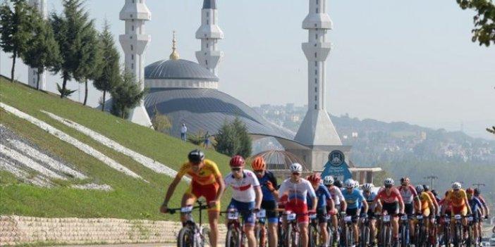 2020 Dünya Dağ Bisikleti Maraton Şampiyonası Sakarya'da başladı