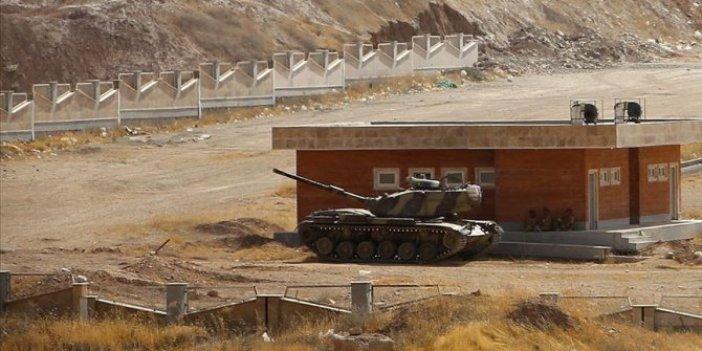 İran'dan kuzeybatı sınırına askeri yığınak