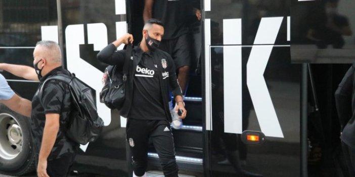 Beşiktaş, Denizli'ye ulaştı