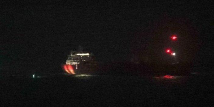 Operasyon dokuz dakika sürdü. Petrol tankerinin içinden çıktı