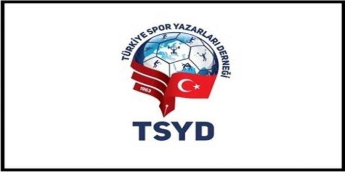 TSYD'den spor yazarlarına müjde