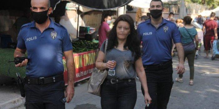 Kıskanç koca polisi alarma geçirdi