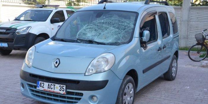 Konya'da damat- kayınpeder kavgası kanlı bitti