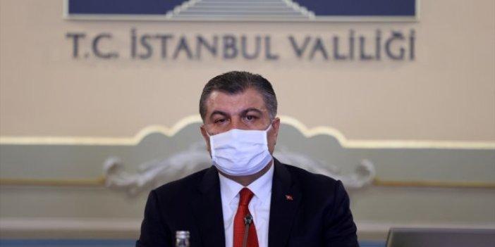 İş yine İmamoğlu'na yıkıldı önlem önerisi: Ek seferler Sağlık Bakanı Koca'dan koronada itiraf gibi açıklama İstanbul'da durum vahim