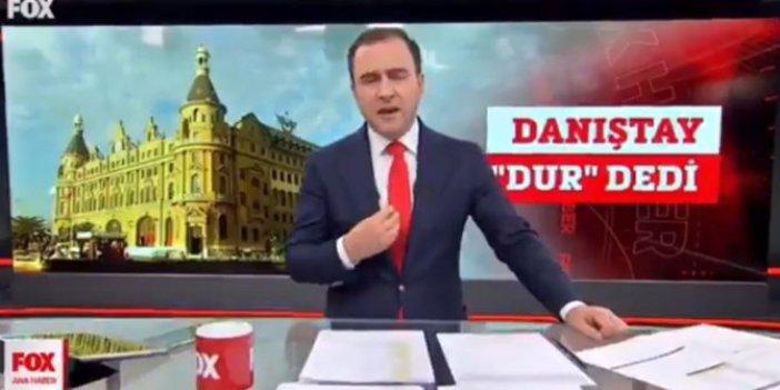 Fatih Portakal'ı televizyonculuğu bıraktığına bin pişman etti. Selçuk Tepeli FOX TV'de öyle bir yorum yaptı ki