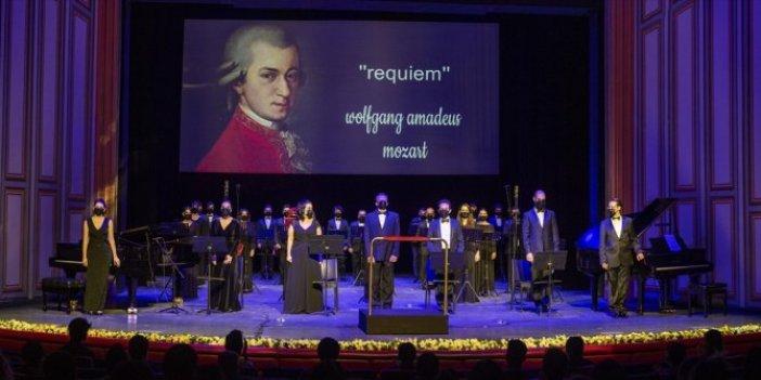 Opera Sahnesi'nde Mozart'ın en iyi eseri sanatseverlere sunuldu