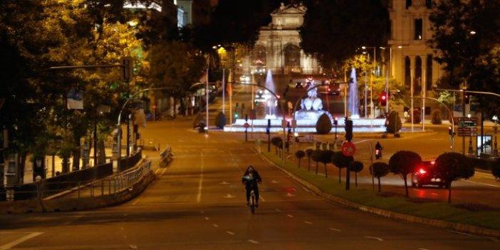 İspanya'da ikinci kez korona virüse karşı olağanüstü hal