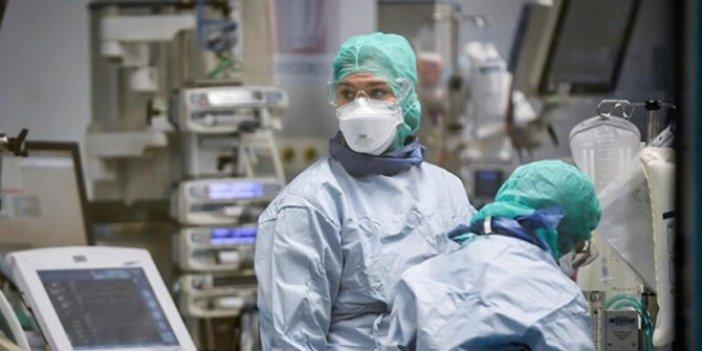 Korona virüse yakalanan doktorlardan çalışmaları istendi