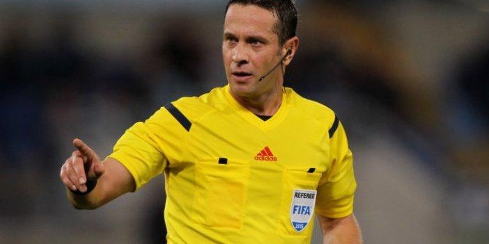 Halis Özkahya UEFA mücadelesinde düdük çalacak