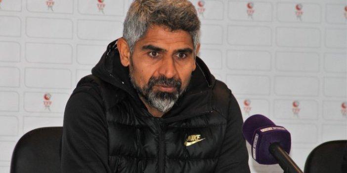 Ankaraspor'da İsmet Taşdemir ile yollar ayrıldı