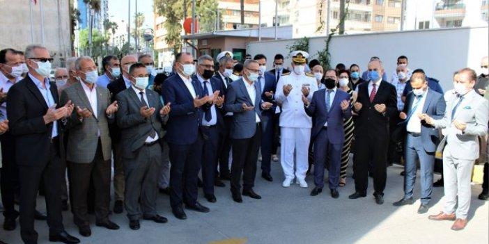 İskenderun'da terör saldırısının ardından kurban kesildi