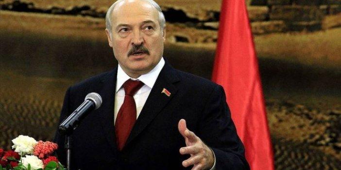 Belarus'ta sular durulmuyor. Cumhurbaşkanı Lukaşenko'dan terör tehdidi açıklaması