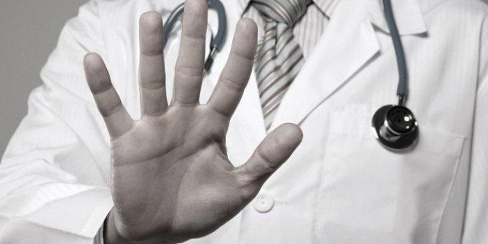 Sağlık çalışanlarına şiddete mahkemeden 23 bin lira ceza