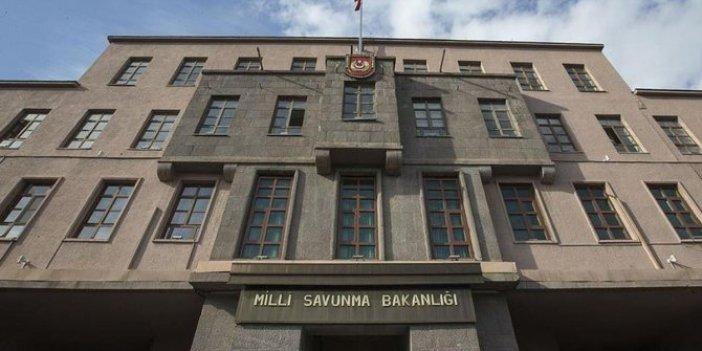 Ermenistan'ın sivil katliamlarına ilişkin MSB'den açıklama