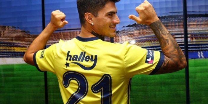 Fenerbahçe'ye Perotti müjdesi