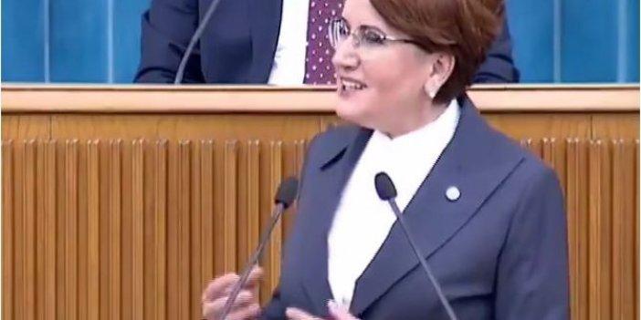 İYİ Parti lideri Akşener: Siz istediğiniz kadar saldırın, biz millet yolundan dönmeyeceğiz