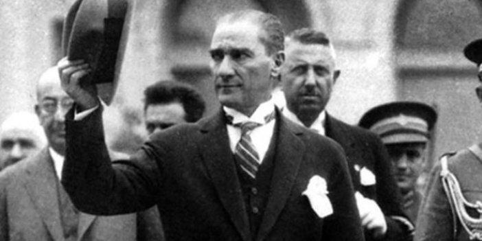 Atatürk olmasaydı Türkiye de yoktu