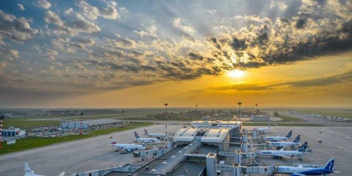 Avrupa'da yaklaşık 200 havaalanı uyarı veriyor