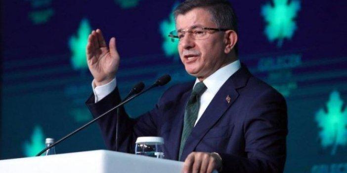 """Bahçeli'nin """"siyasi atık"""" çıkışına Davutoğlu'ndan sert yanıt"""