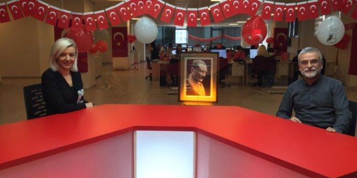 Prof. Dr. Osman Erk Yeniçağ TV canlı yayınında açıkladı grip aşısının koronaya etkisi nedir?