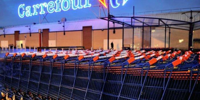 Fransızlara ait Carrefour'un Suudi Arabistan temsilciliğinden skandal paylaşım! Türkiye'yi hedef aldılar