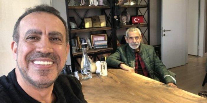 Haluk Levent'ten Turgay Tanülkü ve Eşkıya Dünyaya Hükümdar Olmaz ekibine özel teşekkür