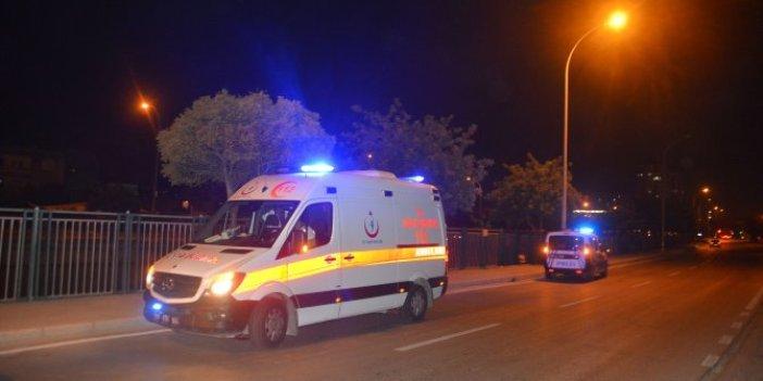 Adana'da kanal kıyısında dinlenirken ölümden son anda kurtarıldı