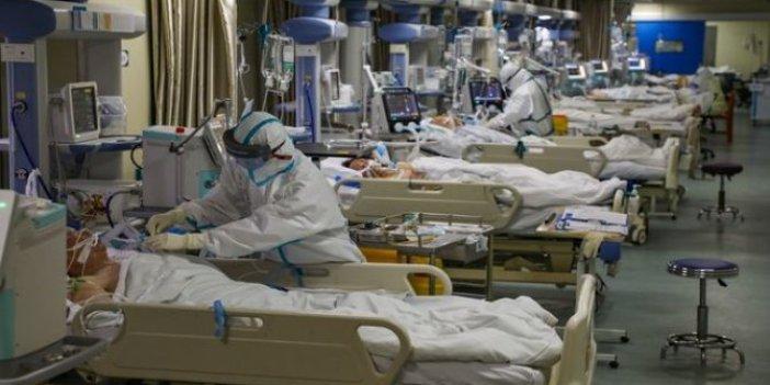 Belçika'dan Almanya'ya korona hastaları transfer edilecek