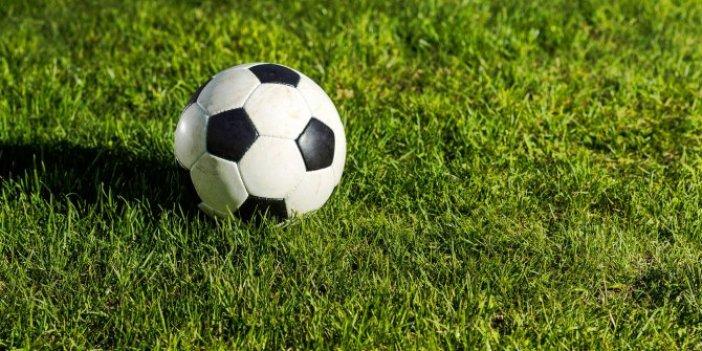 Futbolda Mesut Yılmaz için saygı duruşu