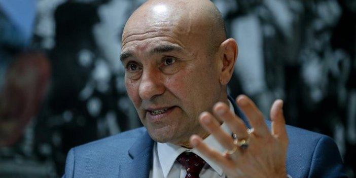 İzmir Belediye Başkanı Tunç Soyer'den açıklama