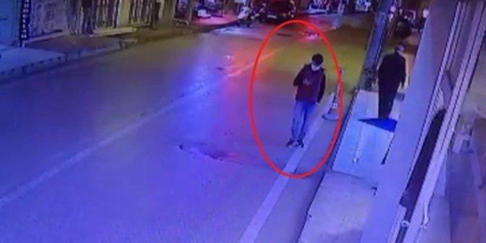 Bursa'da feci kaza. Kaldırımda yürürken can verdi.