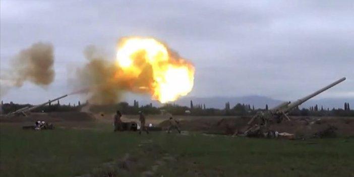 Azerbaycan Ordusu, Ermenistan hedeflerini etkisiz hale getirdi