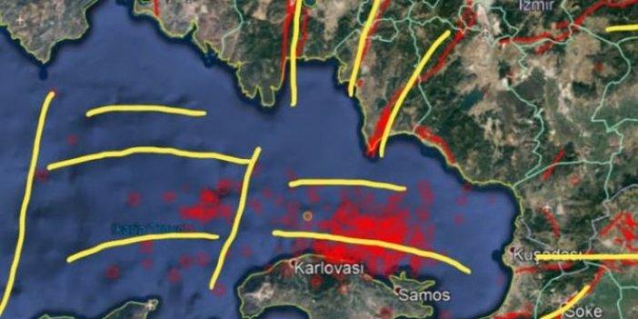 Deprem bölgelerini önceden bilen adam Prof. Dr. Şener Üşümezsoy, İzmir depreminden 18 saat sonra yeraltındaki son durumu açıkladı
