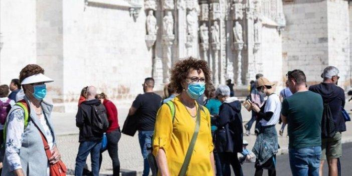 Portekiz'de de halka kısıtlama getirildi. Ülkeler korona virüs nedeniyle bir bir alarma geçiyor