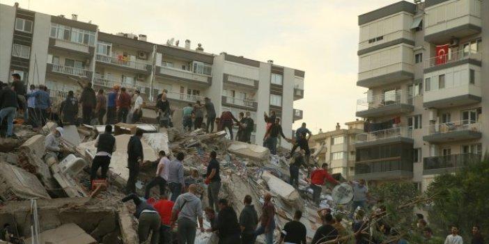 Flaş flaş flaş... AFAD acı bilançoyu açıkladı, İzmir'de can kaybı arttı! İşte son veriler