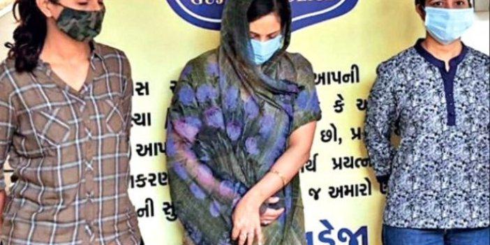 Kayınpederinden hamile kaldığı iddia edilen gelin kaynanasını öldürdü