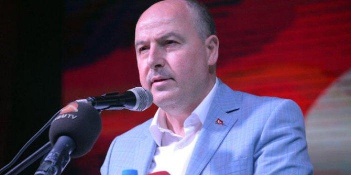 Kahramanmaraş Valisi Ömer Faruk Coşkun korona virüse yakalandı
