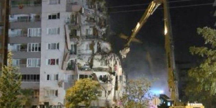 Bayraklı Belediyesi binaların yıkılacağını 10 yıl önce bakanlığa raporlamış.CHP heyeti skandalı ortaya çıkardı