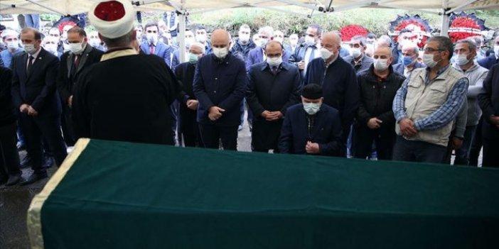 Ulaştırma ve Altyapı Bakanı Karaismailoğlu'nun acı günü