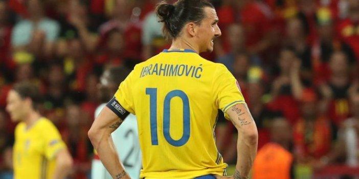 İbrahimoviç, milli takıma yeniden göz kırptı