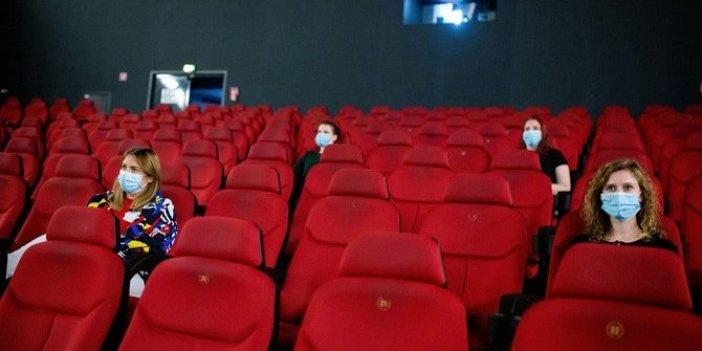 Bakan Ersoy duyurdu. Sinema ve tiyatrolara yeni korona virüs kararı