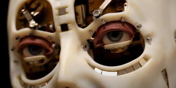 Disney Research mühendisleri insan bakışlısını yaptılar gören gözlerine inanamadı. Anında dehşete düşürüyor.