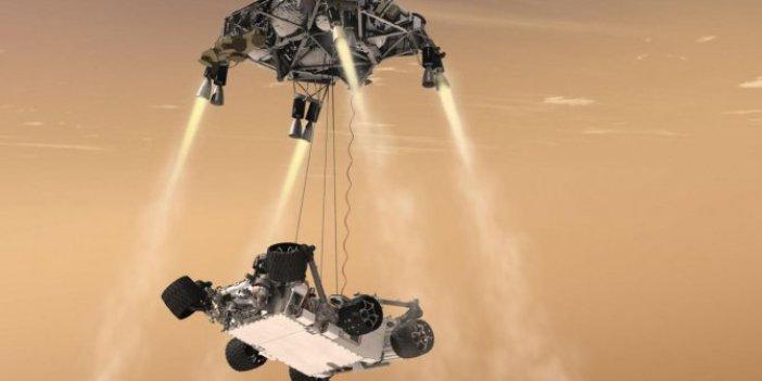 NASA hepimizin evinde bulunan eşyayı Mars'a gönderdi. Çığır açan projenin parçası olacak