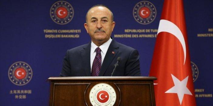 Çavuşoğlu: Avusturya'daki terör saldırısında 2 vatandaşımız canlarını hiçe sayarak teröristlere müdahale etti
